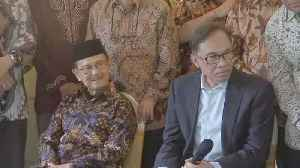 News video: Malaysia's Anwar visits Indonesia in his first overseas trip since jail release