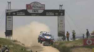 News video: Neuville takes world championship lead with Portugal Rally win