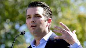 News video: Trump Jr. Met With Gulf Emissary Ahead Of Election