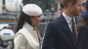 News video: Royal etiquette and