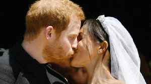 News video: Royal wedding plays out like a fairy-tale