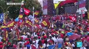 News video: Venezuela Election Maduro expected to win