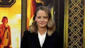 News video: Jodie Foster