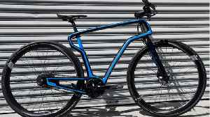 News video: Are 3D-Printed Carbon Fiber Bikes The Way Of The Future?