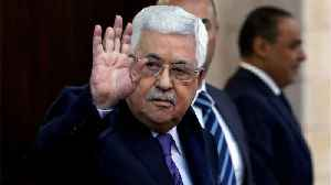 News video: Palestinian Leader Abbas In Hospital