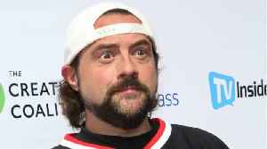 News video: Kevin Smith Can't Accept Certain 'Avengers: Infinity War' Death
