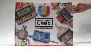 News video: Game of Thrones Composer Plays Theme Song on Nintendo Labo