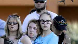 News video: Family, friends hold vigils for Santa Fe school shooting victims