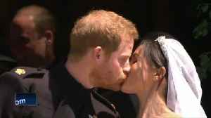 News video: Prince Harry marries Meghan Markle