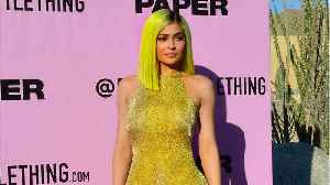 News video: Fans Thought Kylie Jenner Was Late For Pop-Up