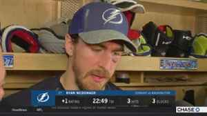 News video: Ryan McDonagh on holding off the Capitals late in Game 5
