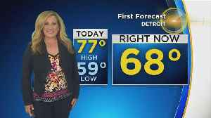 News video: First Forecast Overnight- Saturday May 19, 2018