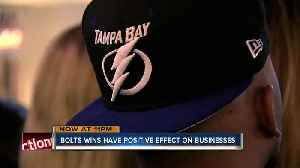 News video: Bolts win game 5