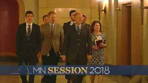 News video: Compromise Talks Stall Out, Dayton Vetoes Bills
