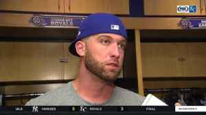 News video: Danny Duffy: 'I'm terrible right now'