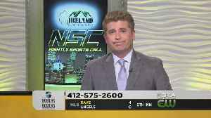 News video: Ireland Contracting Sports Call: May 19, 2018 (Pt. 2)
