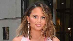 News video: Chrissy Teigen Shares First Photo of Newborn Son and Reveals His Name!