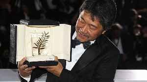 News video: Japanese indie film Shoplifters wins top prize at Cannes
