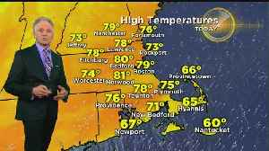 News video: WBZ Midday Forecast For May 20