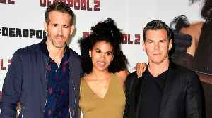 News video: 'Deadpool 2' Star Doesn't Sugarcoat Fame