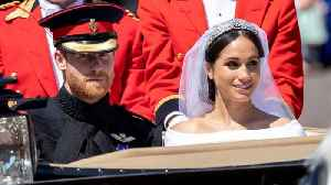 News video: Prince Harry & Meghan Delaying Their Honeymoon