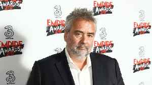 News video: Actress Accuses Movie Director Luc Besson Of Rape