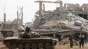 News video: Syria Looks To Crush Rebel Enclave, Suffers Heavy Losses In Sustained Fight