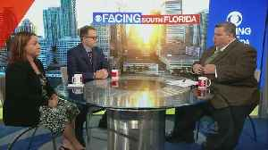News video: Facing South Florida: Parents Of Parkland Shooting Victims Running For Office Part I