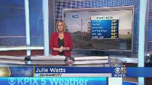 News video: Sunday Morning Pinpoint Forecast