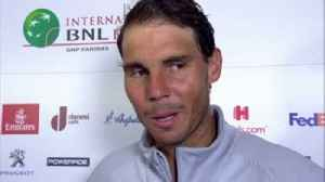 News video: Nadal grabs eight Rome title