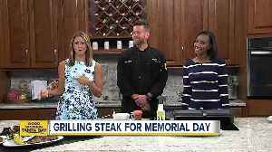 News video: Grill master offers tips on how to grill perfect steak