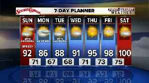News video: 13 First Alert Weather for May 20