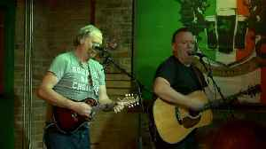 News video: Irish Music Duo Sets Out to Play Record Number of Shows in Support of Immigrants in the US