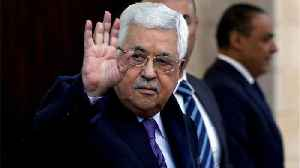 News video: Palestinian President Abbas Is Hospitalized