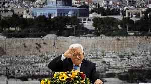News video: Palestinian President Mahmoud Abbas remains in hospital