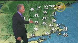 News video: WBZ Afternoon Forecast For May 20