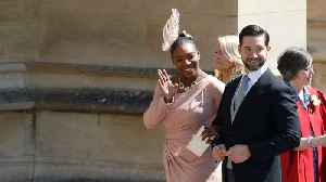 News video: Reddit's Alexis Ohanian Spotted At The Royal Wedding