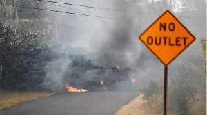 News video: Hawaii Faces New Threat From Volcano