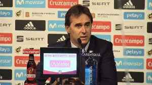 News video: Lopetegui blends youth and experience in Spain World Cup squad