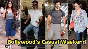 News video: Bollywood's Casual Weekend