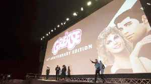 News video: Cannes Film Festival 'Grease' Screening