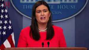 News video: Sarah Sanders: 'Democrats are Losing Their War Against Women in the Trump Administration'
