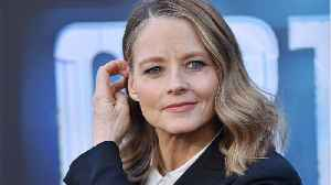 News video: Jodie Foster: 'Female Directors' A Problem In Hollywood