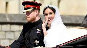 News video: Royal Wedding 'After Party' Had Dirty Burgers, Cotton Candy And Whitney Houston