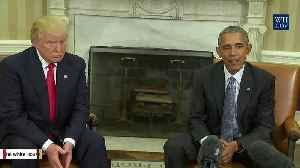 News video: Trump Cites WSJ: 'Where In The World Was Barack Obama?'