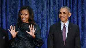 News video: The Obamas Signed A Netflix Deal To Produce Films, Documentaries, And Other Series