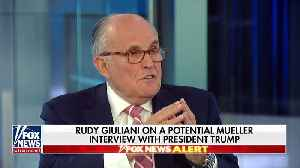 News video: Report: Giuliani's September 1 Probe Deadline Claim 'Entirely Made-Up'