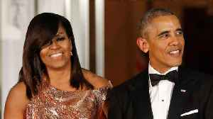 News video: Barack And Michelle Obama Sign Deal With Netflix