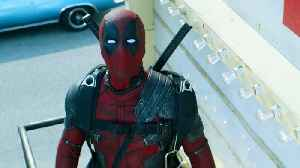 News video: 'Deadpool 2' Biggest International Opening for an R-Rated Movie