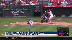 News video: Shohei Ohtani pitches Los Angeles Angels to skid-snapping 5-2 win over Tampa Bay Rays
